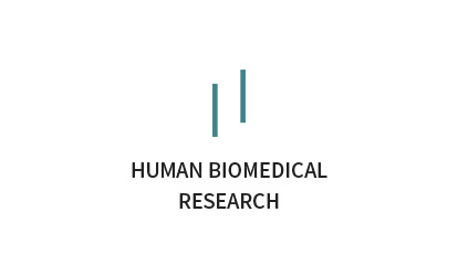 Human biomedical research